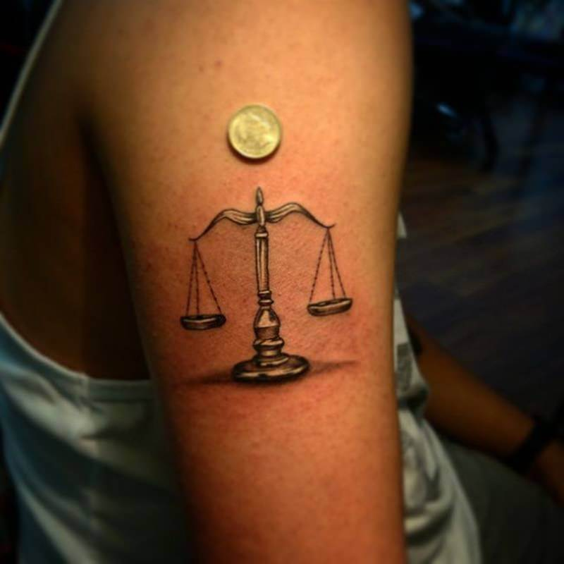 libra-tattoos