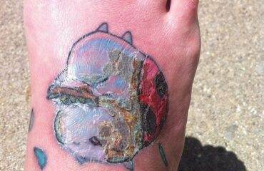Infected Tattoos Ideas