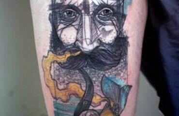 Abstract Tattoo Ideas