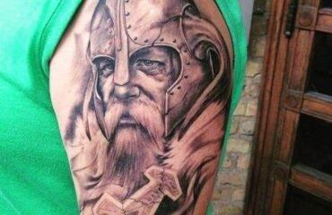 Nordic Viking Tattoos Ideas