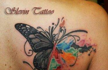 Butterfly Tattoo Ideas for Depicting