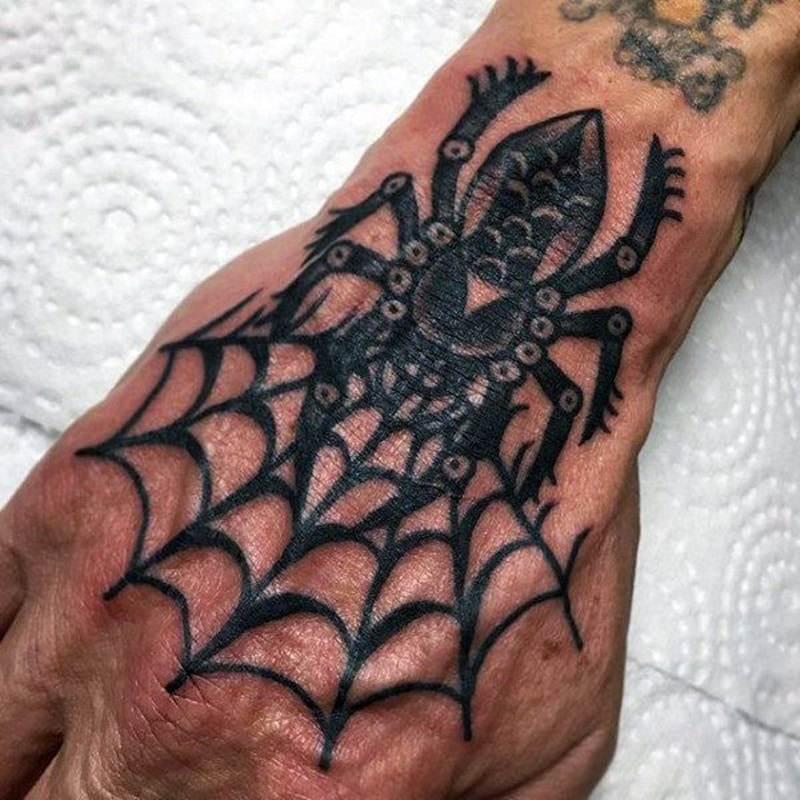 spider-tattoos