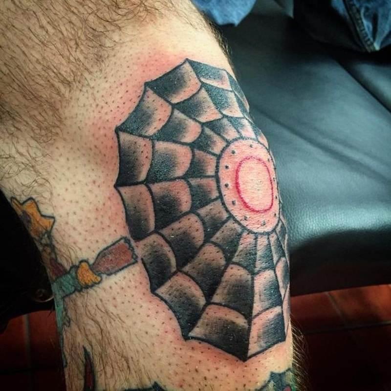 spider-tattoo