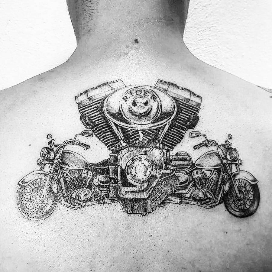 harley-davidson-tattoo