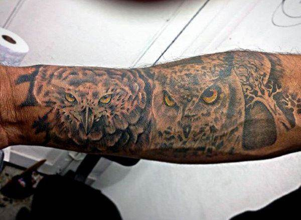 owl-tattoos-