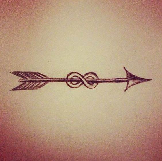 15 Arrow Tattoos That Are A Bullseye