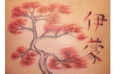 Gorgeous Cherry Blossom Tattoos