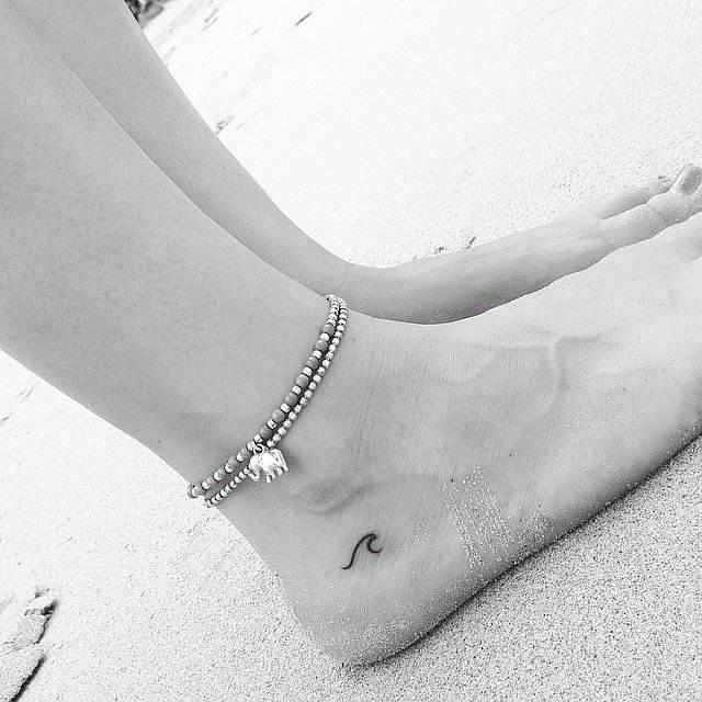 Basic-Wave Tattoo