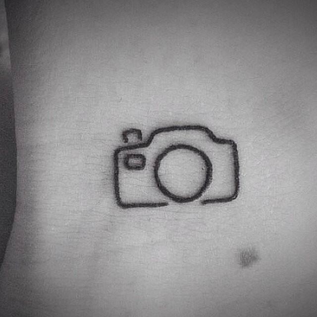 Kodak-Moment Tattoo