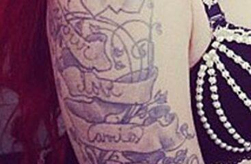 Ash Costellos Tattoos