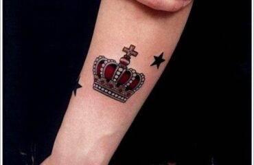 Crown Tattoo Design Ideas