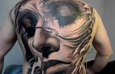 Awesome Back Tattoo Ideas