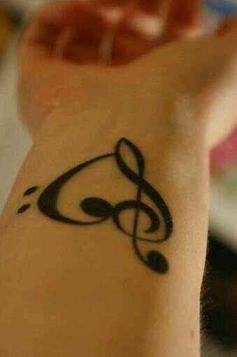 Creative Music Note