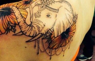 Elephant Tattoos Designs