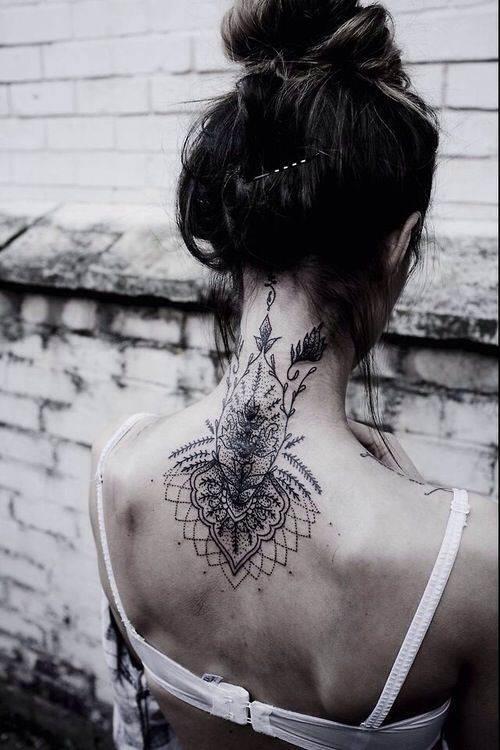 Boho Tattoo Design
