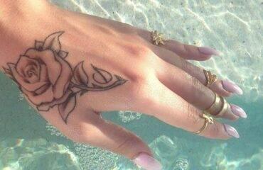 Beautiful Hand Tattoos