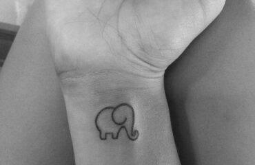 Adorable and Fashionable Animal Tattoos