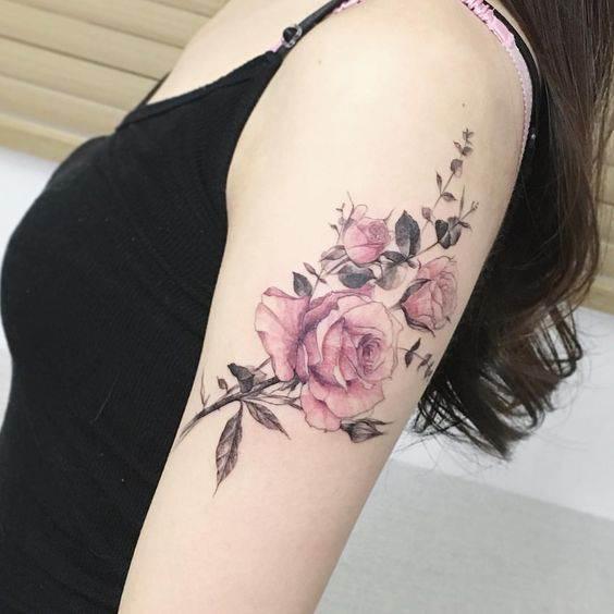 55 Best Rose Tattoos Designs - Best Tattoos for Women